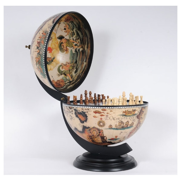 white-globe-with-chess-holder