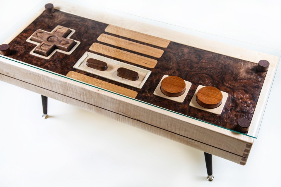 8-bit-retro-functional-gaming-table