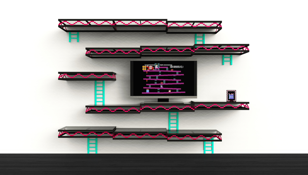 donkey-kong-wall-furniture-design