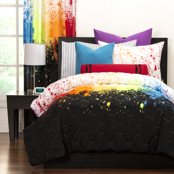Crayola-Cosmic-Burst-3-piece-Comforter-Set