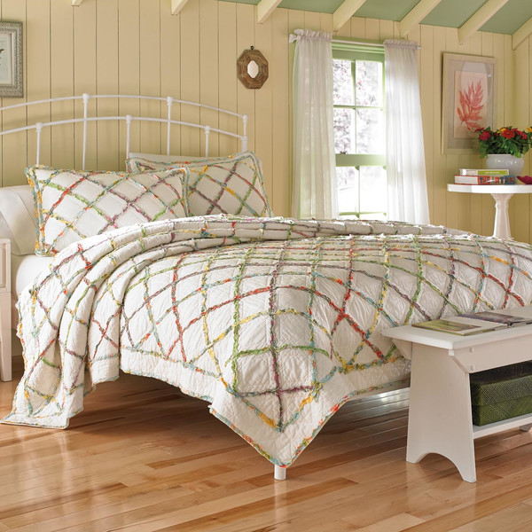 Laura-Ashley-Ruffled-Garden-Cotton-Quilt