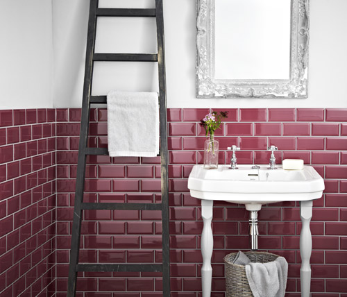 Bathroom_Minton_Hollins_Bevel_Raspberry