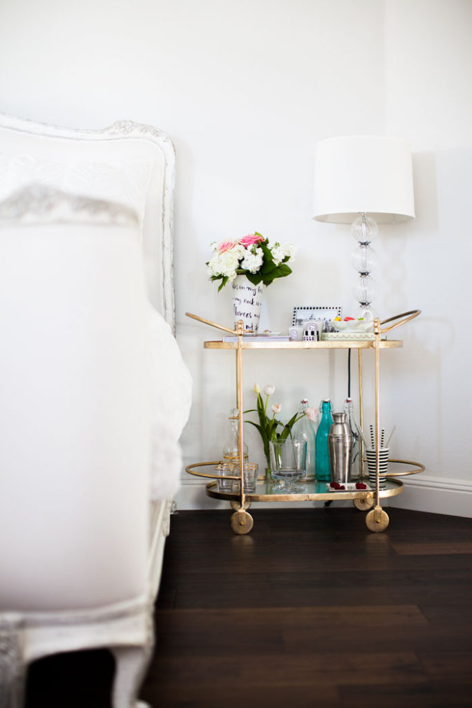 dash-of-darling-nordstrom-bed-decor-bar-cart-nightstand