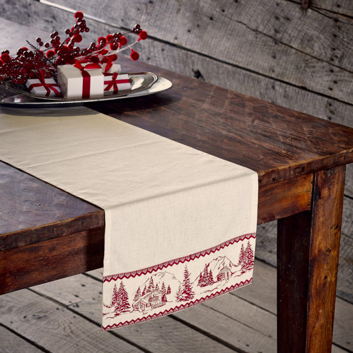 Cabin-Christmas-Runner-white-red-decorations-wayfair