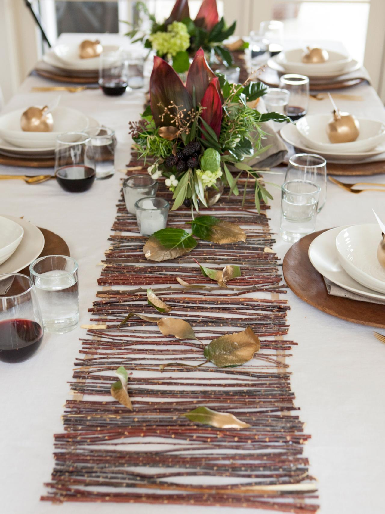table runner holidays