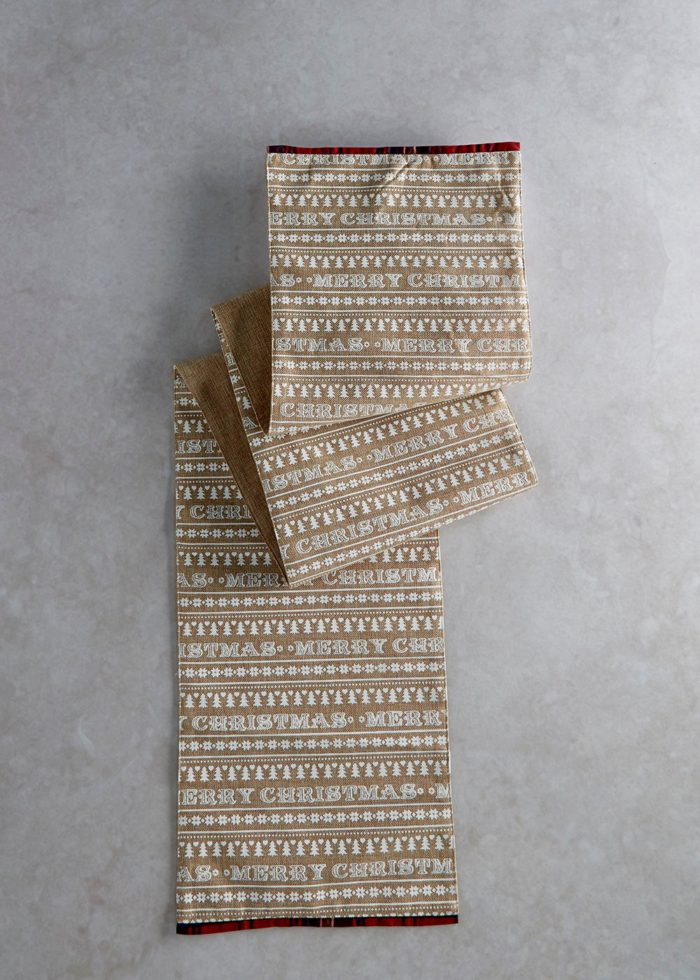 christmas-table-runner-merry-christmas-brown-white-matalan