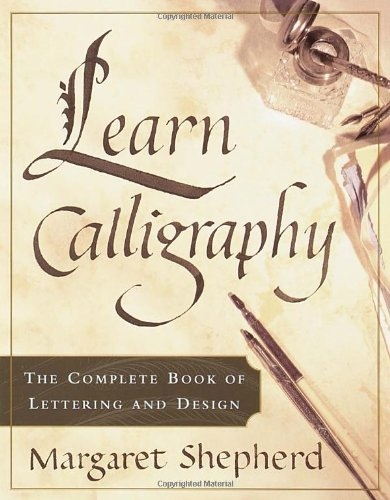 learn-calligraphy-margaret-shepherd-amazon