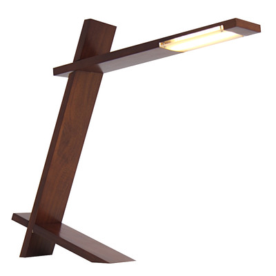 Wade Logan Quitman Plank 17.25 | Desk Lamps