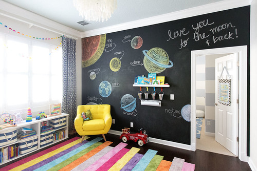 15 Child Room Examples to get you inspired via Houzz